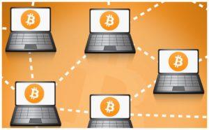 Одноранговая сеть биткоинов (сатоши, bitcoin, BTC)