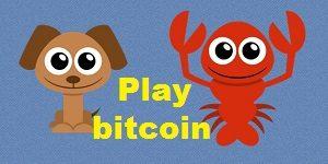 play bitcoin - кран биткоинов (сатоши, bitcoin, BTC)