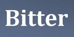 bitter - кран биткоинов (сатоши, bitcoin, BTC)